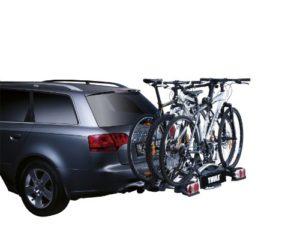 Fahrradträger Test